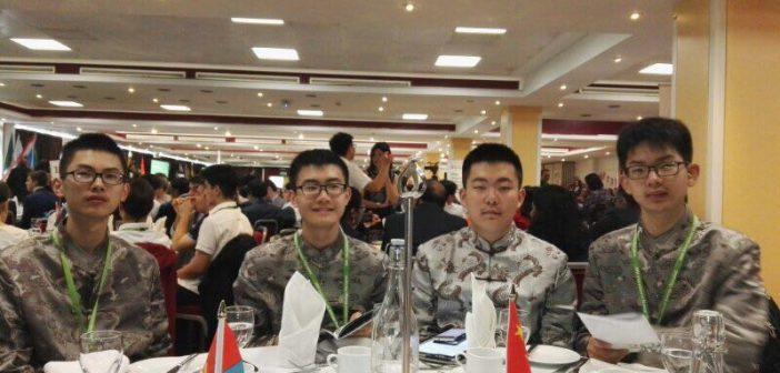 第28届IBO成绩已出,中国选手周皓宇摘得世界第一,四名选手取得3金1银的好成绩!